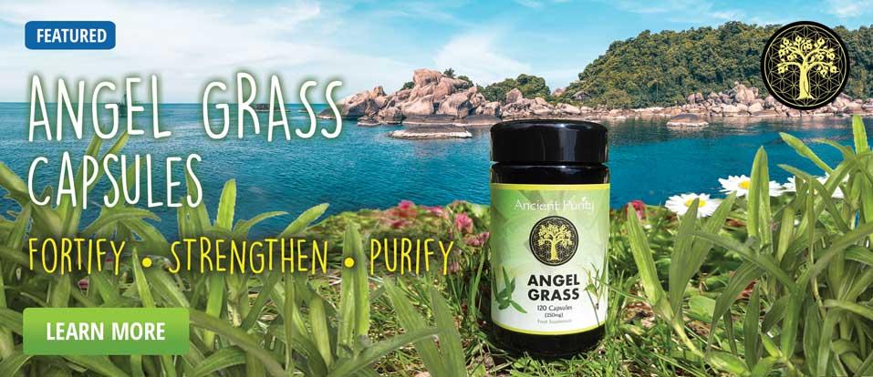 Angel Grass Capsules