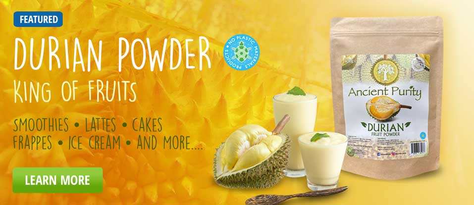 Durian Powder1