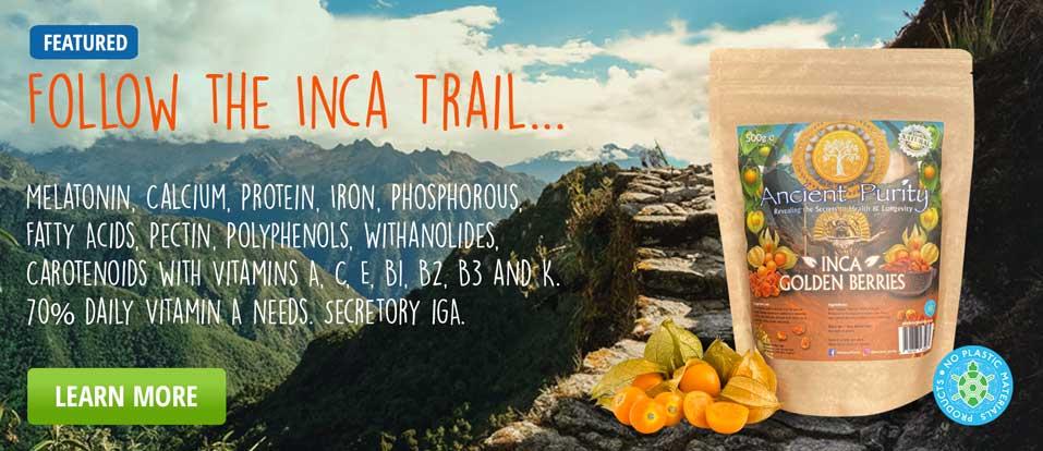 Golden Inca Berries
