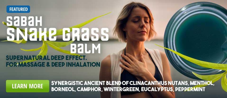 Snake Grass Balm