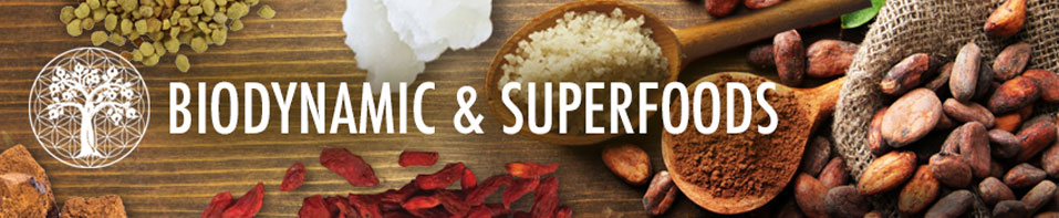 Biodynamic & Superfoods