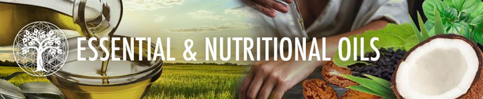 Essential Oils & Nutritional Oils