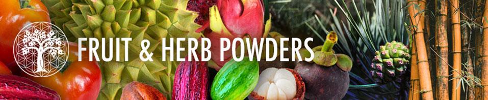 Fruit / Herb / Food Powders