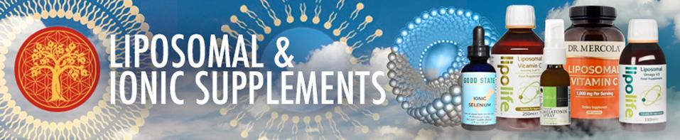 Liposomal & Ionic Supplements