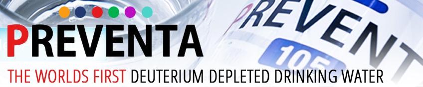 Deuterium Depleted Water (Preventa)
