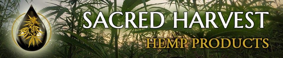 Sacred Harvest Hemp Products