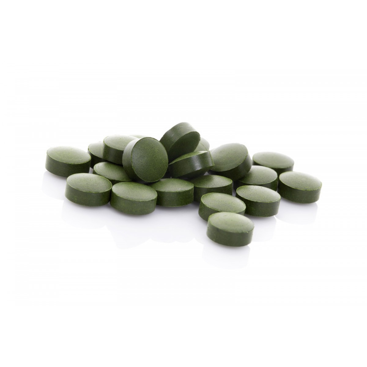 Chlorella Tablets 500mg 250 Tablets Broken Cell Wall
