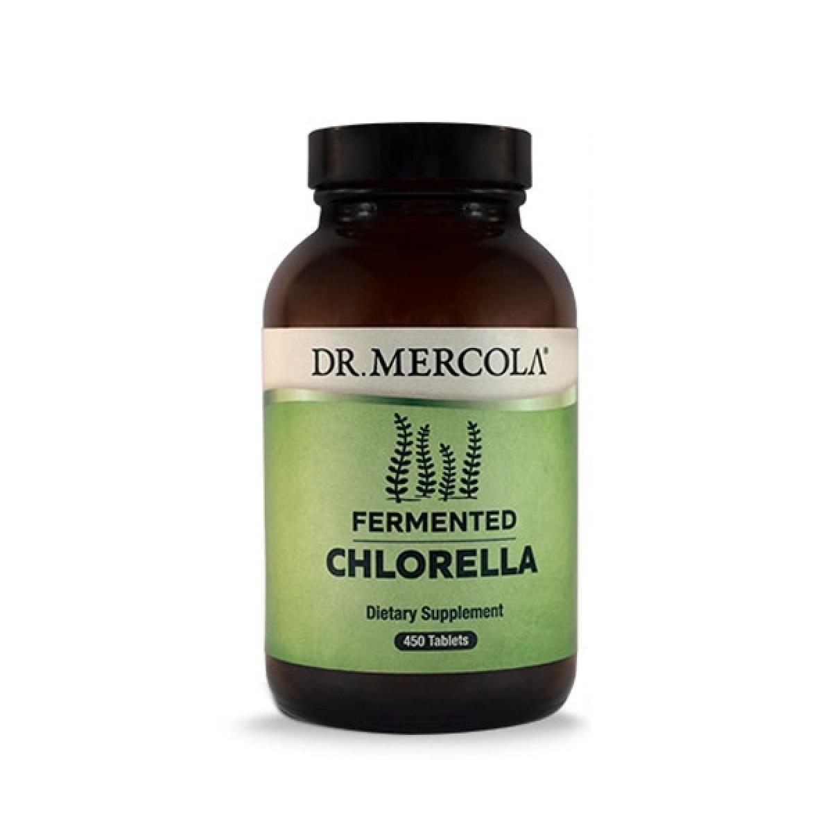 Chlorella Tablets 500mg 450 Tablets Broken Cell Wall