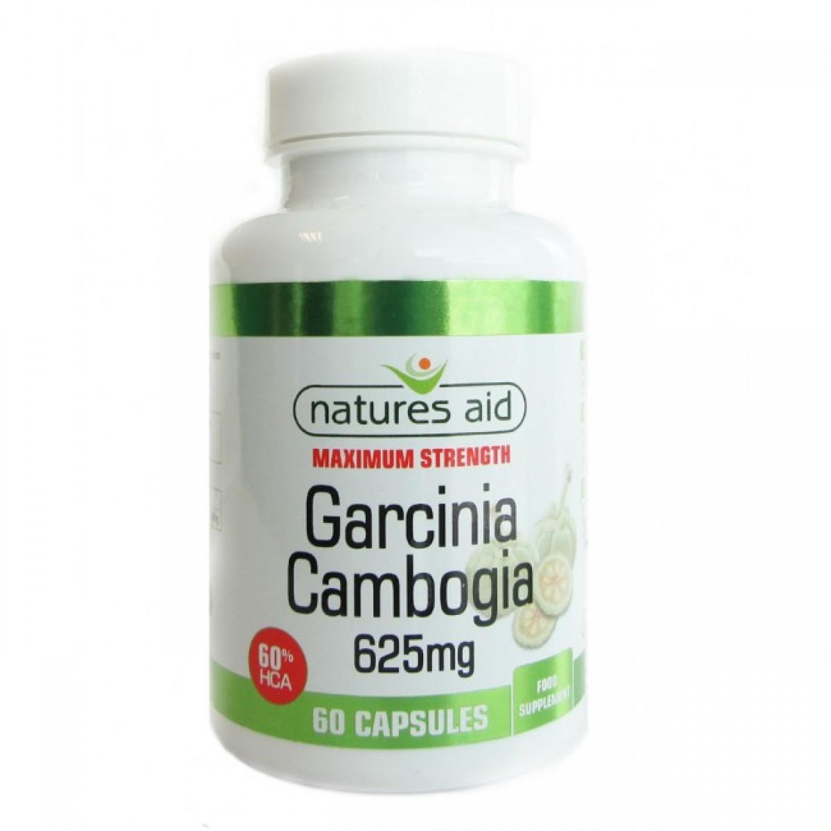Food supplement garcinia cambogia