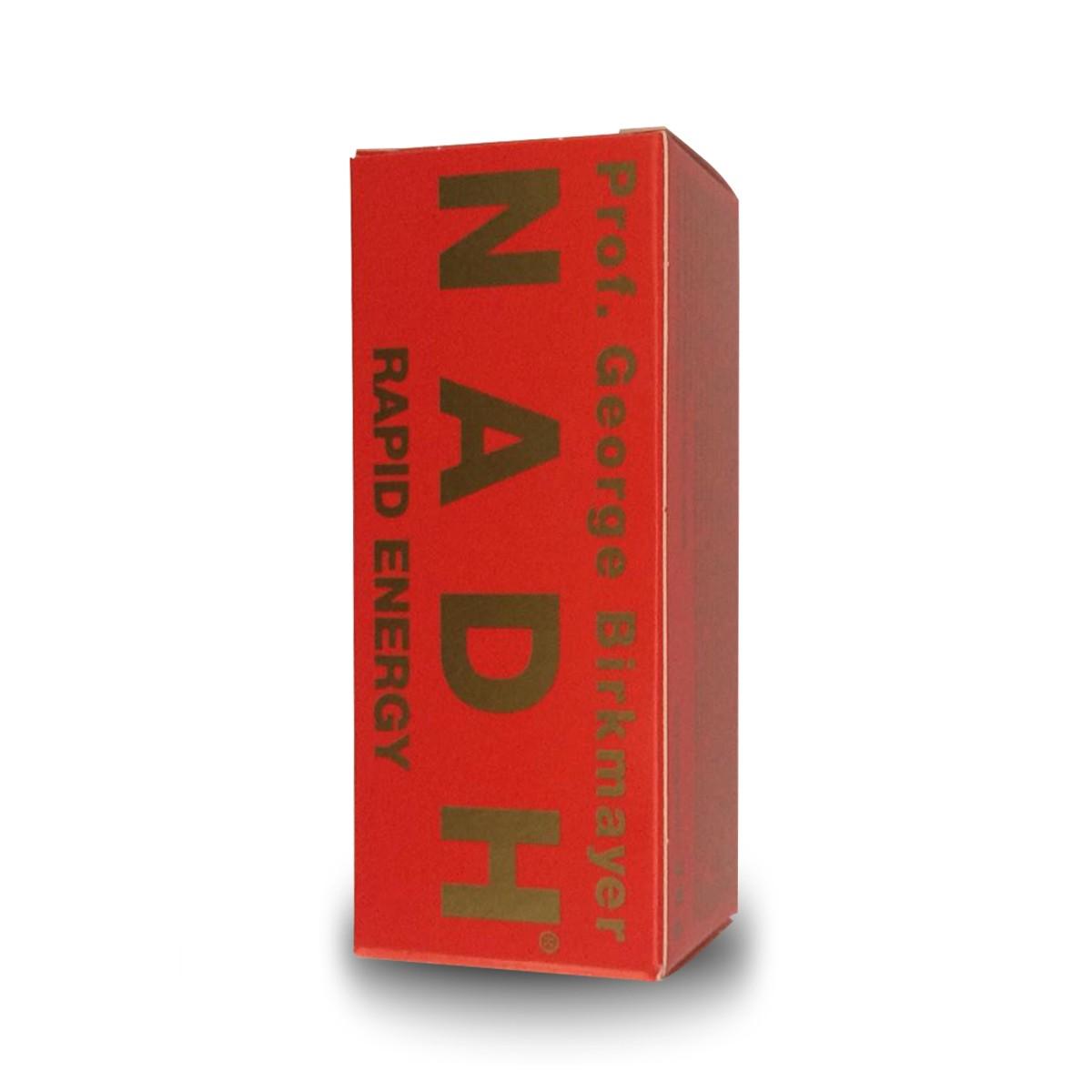 Nadh Rapid Energy 20mg 60 Tablets