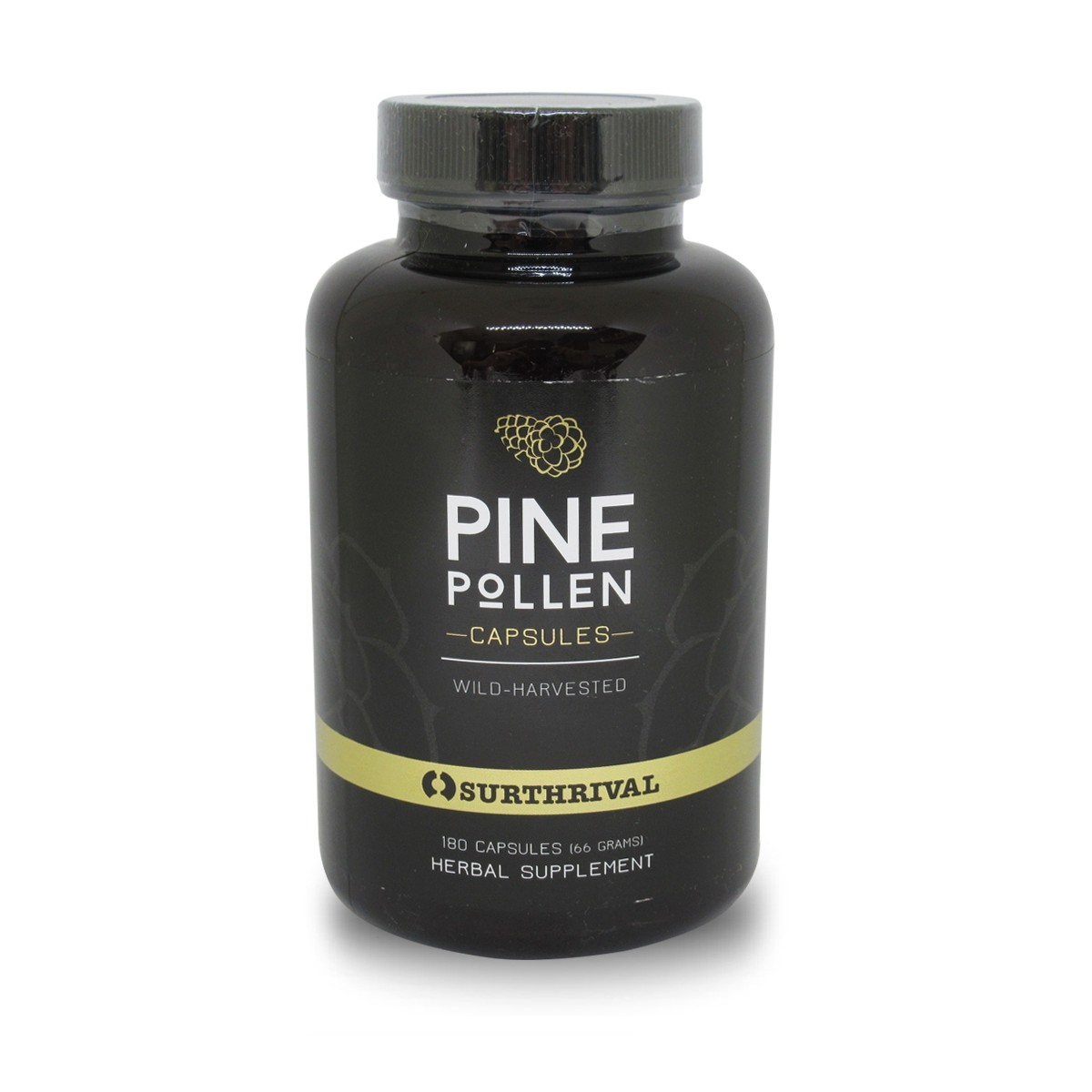 Surthrival Uk Pine Pollen Capsules Surthrival Products