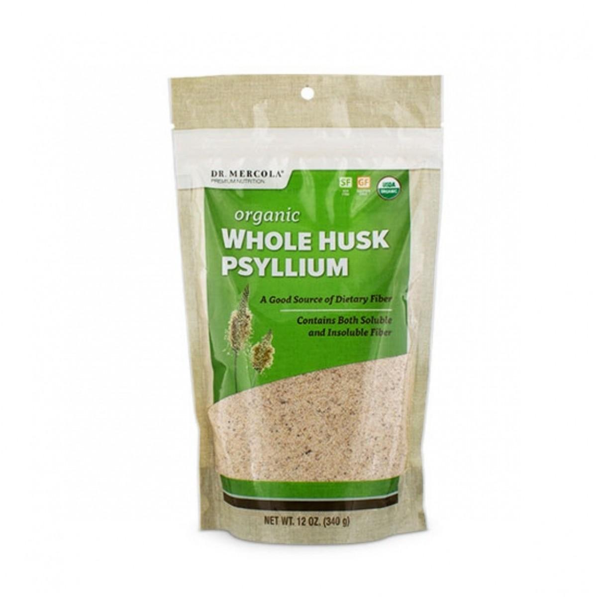 how to cook with psyllium husk