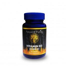 Vitamin D3 (10,000iu) High-Strength - 90 softgels