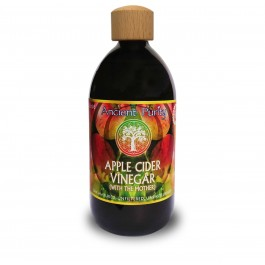 Apple Cider Vinegar (with The Mother Unpasteurised) 500ml