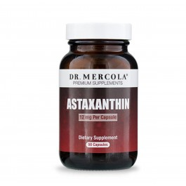 Astaxanthin (300mg ALA) Dr Mercola - 30 Caps