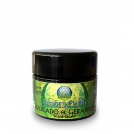 Avocado Night Cream (with Geranium) 50ml