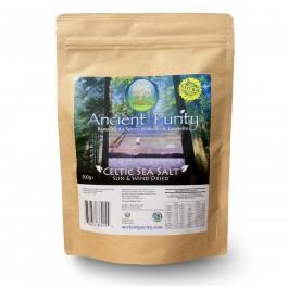 Celtic Sea Salt (Magnesium Rich) Real Salt - 250/500g