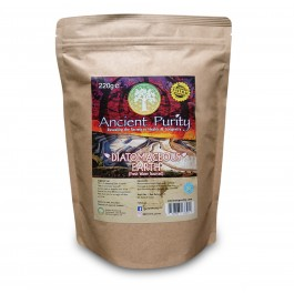 Diatomaceous Earth (Fresh Water Source) Unheated - 220g