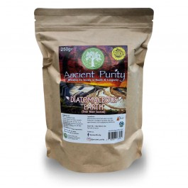 Diatomaceous Earth (Fresh Water Source) Unheated - 250g