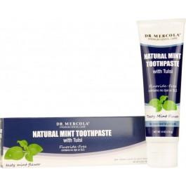 Toothpaste Mint & Tulsi - Dr Mercola