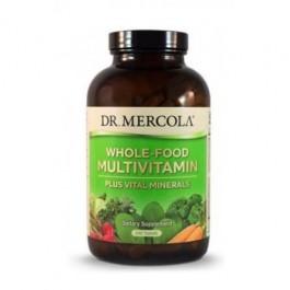 Dr Mercola Whole-Food Multi Vitamin / Minerals 240 Tablets