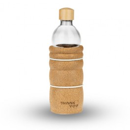 Glass Eco-Bottle (Thank You) - 500ml/700ml