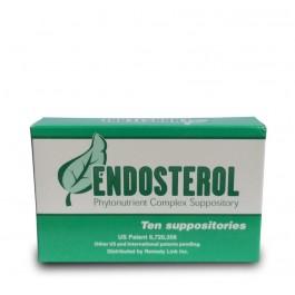 Endosterol (Prostate/Estrogen Detox) 10 Suppositories