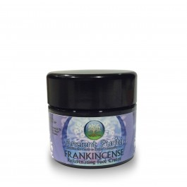 Frankincense Rejuvenating Cream (Macadamia/Carrot/Lime) 50ml