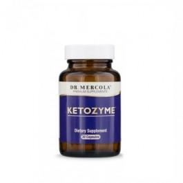Ketozyme (Keto Diet) Dr Mercola - 30 Caps