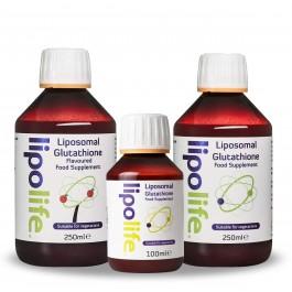 Glutathione Liposomal  (Anti-Ageing/Antioxidant) 100/250ml