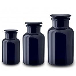 Apothecary Jar (Miron Glass) 0.5 / 1 / 2L