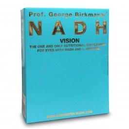 NADH Vision (20mg NADH / L - Arginine) 60 Caps