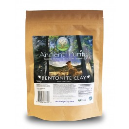 Bentonite Clay (Detox / Cleanse / Thrive) 500g