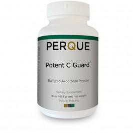Vitamin C (Potent C Guard) L-Ascorbate (Perque) 454g