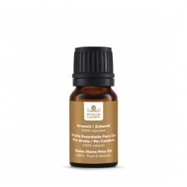 Swiss Stone Pine Essential Oil - 10ml (Box & Pine Shavings)