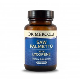 Saw Palmetto with Lycopene (Prostate / DHT) 30 Caps
