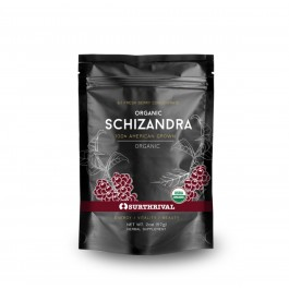 Schizandra Berry Extract Powder 57g (Surthrival)