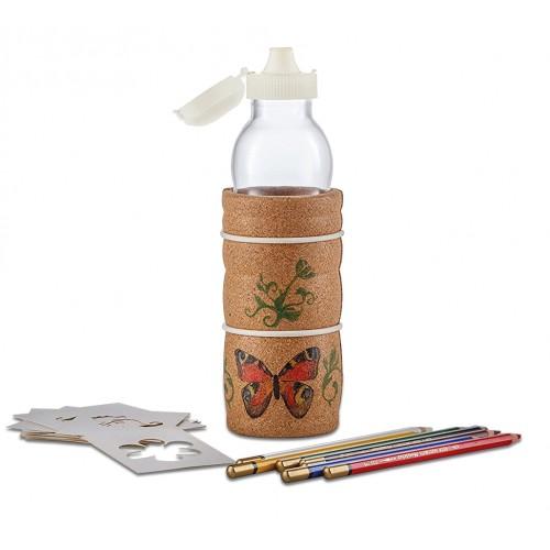 Energy bottle for kids creative fun 500ml natures for Decor 500ml bottle