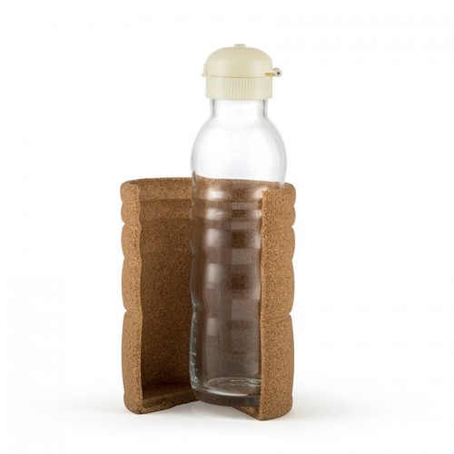 Glass Eco-Bottle (Thank You)