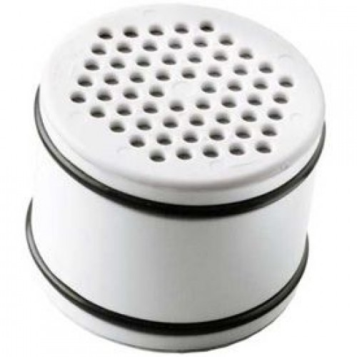 Shower Filter + Hose (Chrome) / Replacement Cartridge