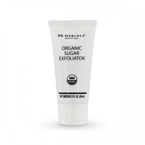 Sugar Exfoliator (Organic) Dr Mercola 59ml