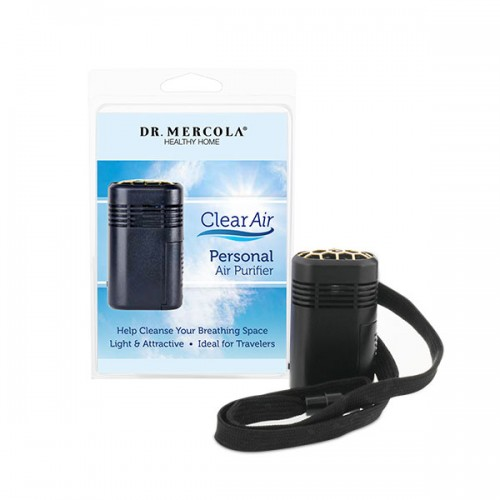 Air Purifier Pendant (ClearAir Personal Air Purifier)