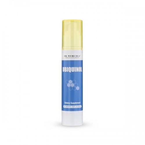 Ubiquinol Liquid Pump  58ml (Dr Mercola)