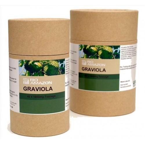 Graviola Teabags (Soursop) 40/90