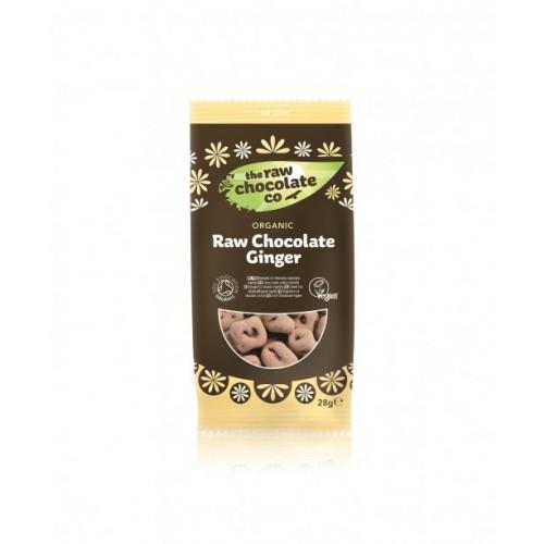 Ginger Raw Chocolate (Organic) 28g