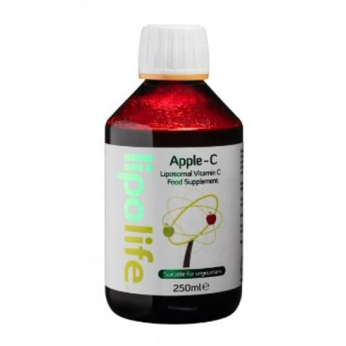 Apple Vitamin C Liposomal - 250ml (Great Taste)