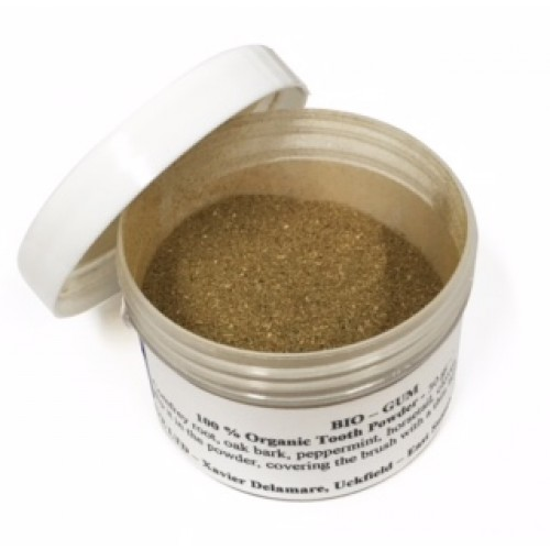 Bio-Gum Tooth Powder - 30g (Organic)