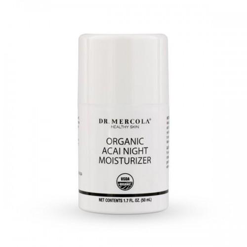 Night Moisturiser Acai (Organic) 50ml