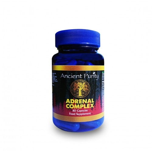 Adrenal Complex  (Energy /Adrenal Support) 60 Caps