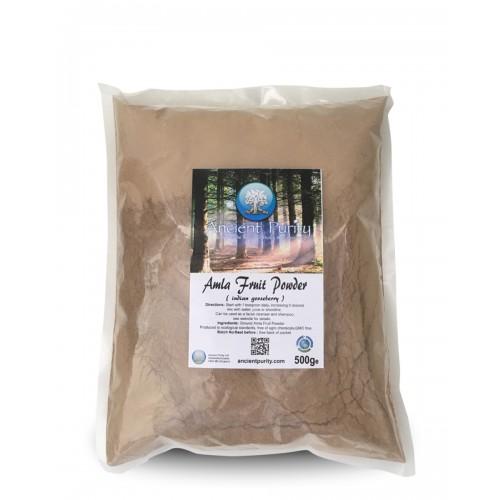 Amla Fruit Powder - 500g (Indian Gooseberry)